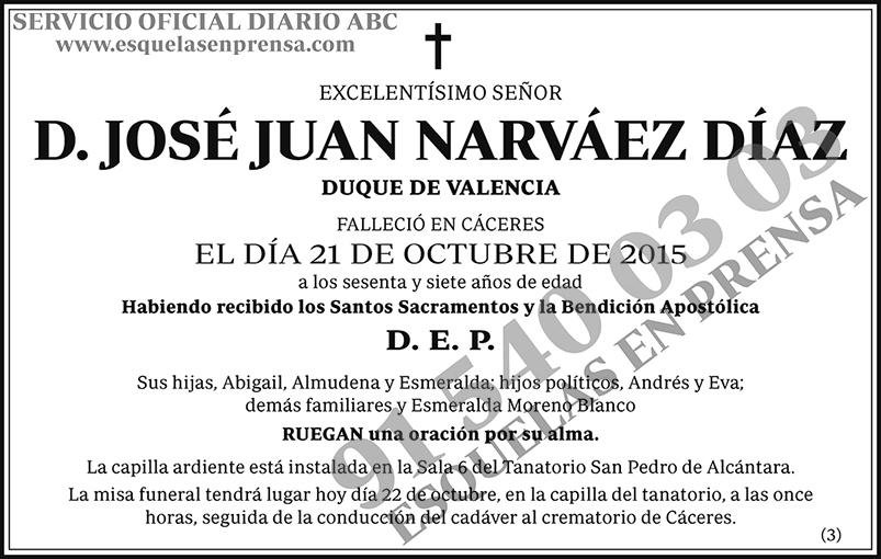 José Juan Narváez Díaz